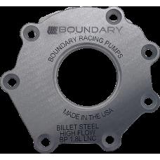 Boundary Engineering BP Billet High Flow Anti-Cavitaiton Backplate (91.5-05)