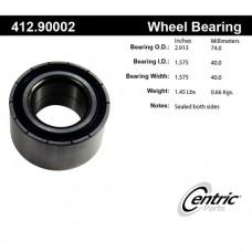 Centric Premium Rear Wheel Bearing (90-2005)