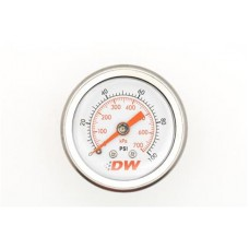 DeatschWerks 0-100 PSI 1/8in NPT Mechanical Fuel Pressure Gauge
