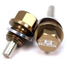 BLOX Racing Magnetic Engine Oil Drain Plug - 90-05 Miata